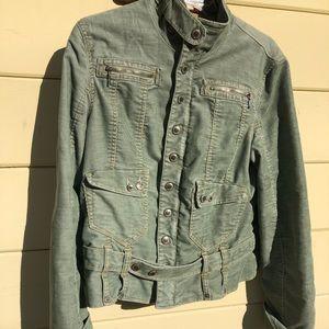 Boyfriend jacket UNIONBAY large corduroy jacket